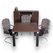 melamine_desking_slimline_square_boardroom