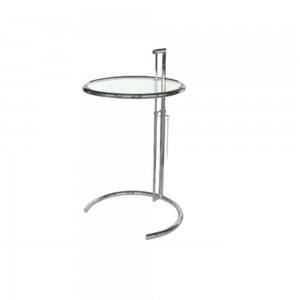 Glass T Coffee Table