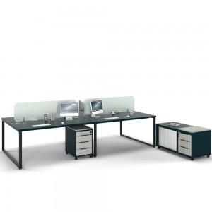 Euro Loop Cluster Desk